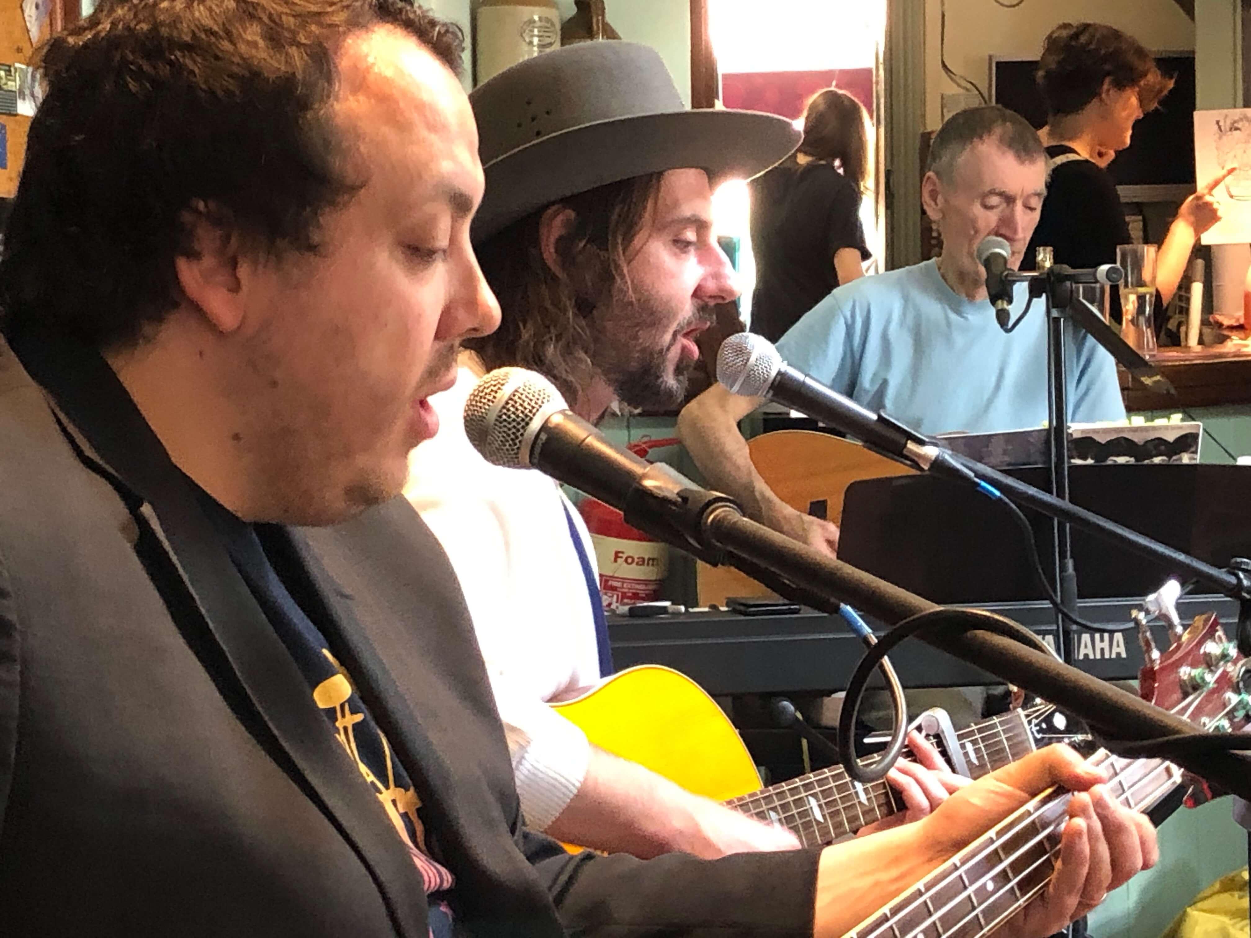 Acoustic Beatles Shambles at The Retreat, Reading, Berkshire