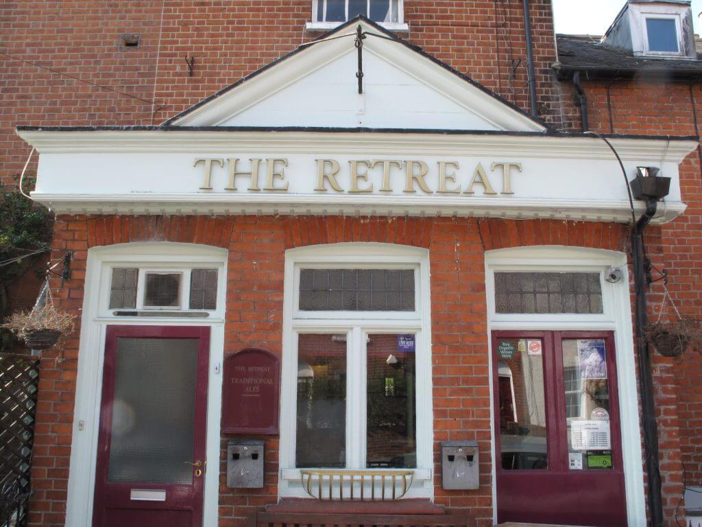 The Retreat, St John's Street, Reading
