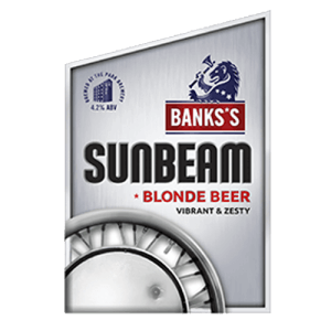 Banks Sunbeam Blonde Beer
