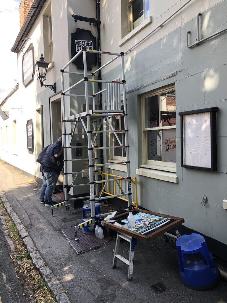 Weather Station, 19 Eldon Terrace, Reading, RG1 4DX