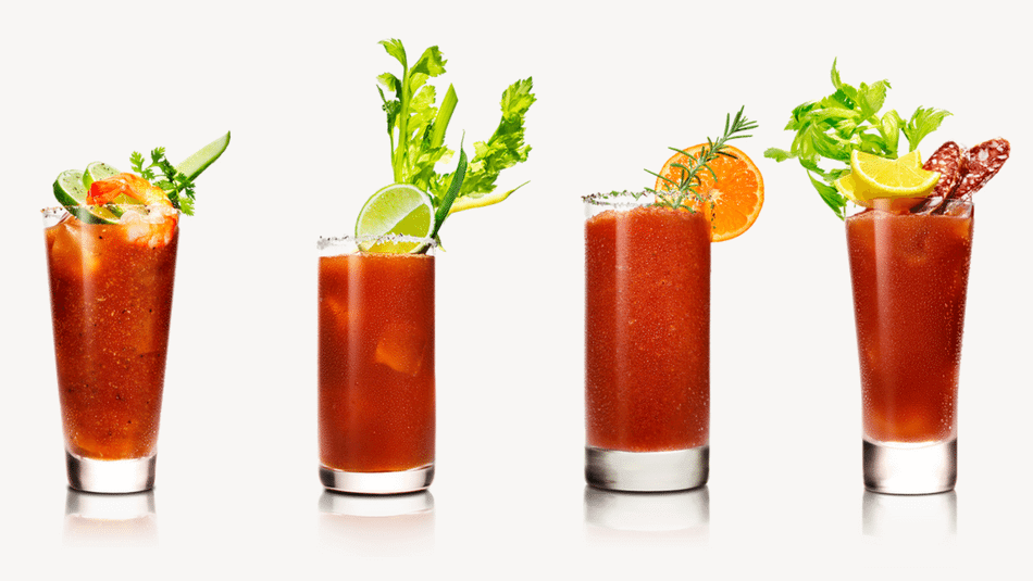 The Bloody Mary Contest at The Retreat