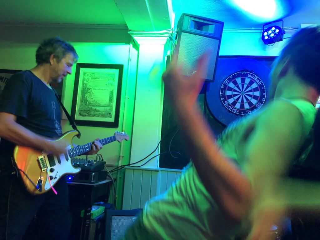 The Sidemen at The Retreat pub inReading 6139
