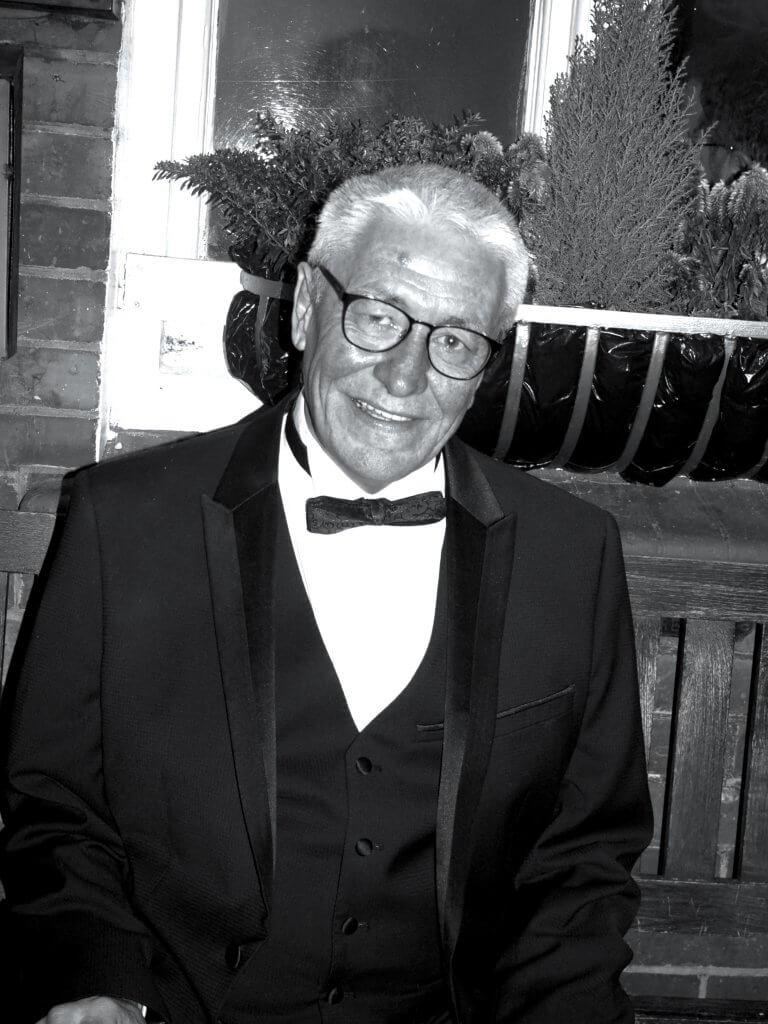 Brian Moignard, landlord of The Retreat pub in Reading