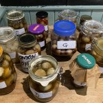 The entries for the Pickled Onion Contest 2020 at The Retreat
