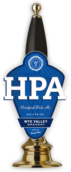 Hereford Pale Ale (HPA) from Wye Valley Brewery