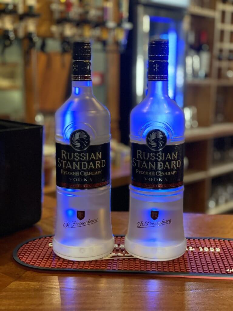 Russian Standard Vodka at The Retreat Bloody Mary Contest